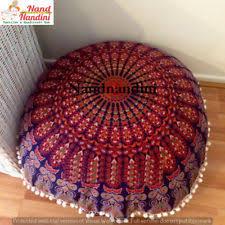 circles round floor cushion home décor pillows ebay