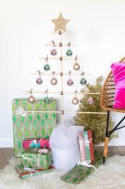 try this tree alternative wooden dowel tree decor curbly