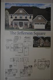 the jefferson square single family home floor plan by ryan homes