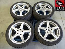lexus rx300 wheels and tires enkei rivazza 17x7 wheels 5x114 lug pattern with yokohama tires