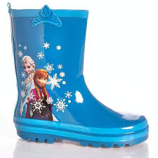 buy s boots size 11 disney frozen elsa toddler blue snowflake