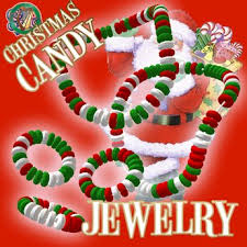 edible candy jewelry r s w edible christmas candy jewelry for kids christmas