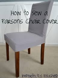 chair coverings best 25 parson chair covers ideas on parsons chair
