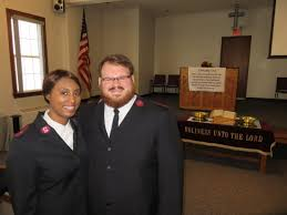 couple set to lead salvation army of steubenville into holiday