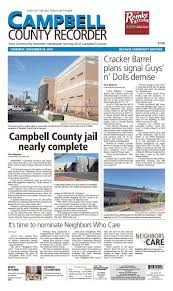 lexus rivercenter staff campbell county recorder 112416 by enquirer media issuu