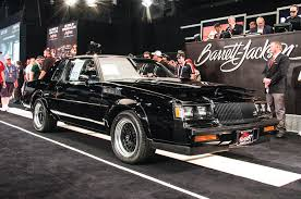 2015 Buick Grand National And Gnx The Top Cars Sold At Auction In 2015