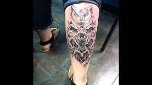 lower leg tattoos for guys 60 best calf tattoos for men and women