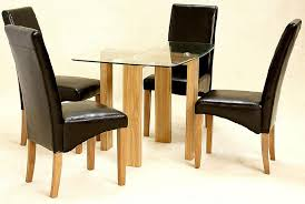 best dining tables for small the chic glass dining room table glass top dining room table