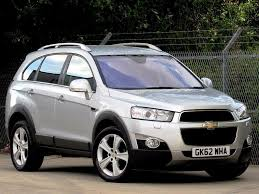 used 2012 chevrolet captiva 2 2 vcdi ltz 4x4 5dr for sale in