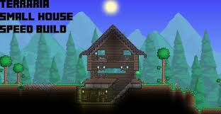 terraria boreal small house speed build youtube
