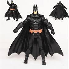 Batman Dark Knight Halloween Costume 18cm Movie Batman Dark Knight Returns Marvel Arkham Action