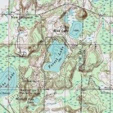 topo maps wisconsin forest lake fond du lac county wisconsin lake kewaskum usgs