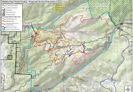 Buffalo Creek Trail Map Going The Extra Mile Several Miles Of New Trail In The Works In