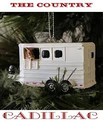 ornament the country cadillac trailer