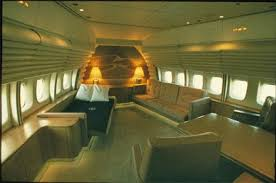 aboard air force one