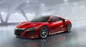 honda hybrid sports car honda nsx 2016 acura s hybrid sports car at detroit by car magazine