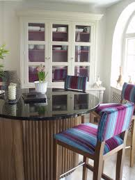 upholstered kitchen bar stools cleaning upholstered bar stools yourself traba homes