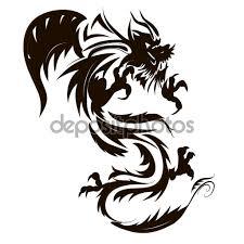 tribal chinese dragon tattoos 44 gothic dragon tattoos