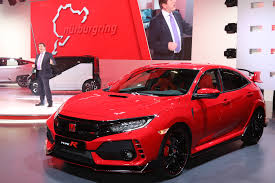 honda hatchback type r 2017 honda civic type r look review