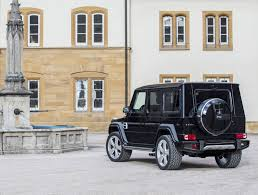 mercedes g wagon official hofele design g cross based on mercedes benz g wagon
