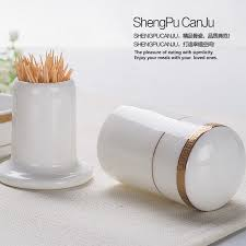 tooth pick holders bone china toothpick box quality ceramic toothpick holder