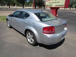 2008 silver dodge avenger dodge avenger sxt in arizona for sale used cars on buysellsearch