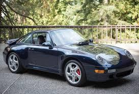 97 porsche 911 for sale 65k mile 1997 porsche 911 turbo coupe for sale on bat auctions