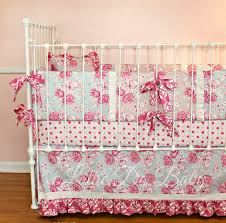 Shabby Chic Crib Bedding Sets by Pink And Blue Roses Baby Crib Bedding Shabby Chic Baby
