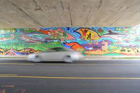 Atlanta Beltline Trail Map by Explore Colorful Vibrant Art By Women On The Atlanta Beltline