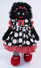 felt golliwog pattern 37 best golliwogs images on pinterest fabric dolls rag dolls and