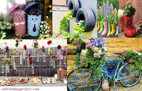 Gardening Craft Ideas Extraordinary 14 Diy Gardening Ideas To Make Your Garden Look