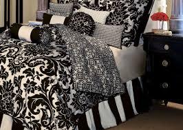 bedding set amazing black and white bedding sets black and white