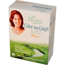 light mountain natural hair color black light mountain color the gray natural hair color conditioner