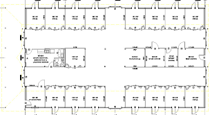 20 stall horse barn center isle floor plan maybe cut down on horse