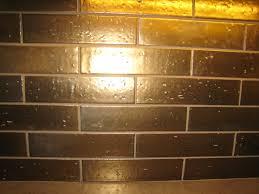 Love Me Some Bronze Bricks River City Tile Company - Bronze backsplash tiles