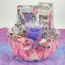 s day baskets ultimate nail spa gift basket women great gift women