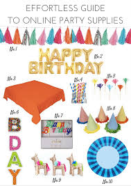 party supplies online best stores to buy party supplies effortless style