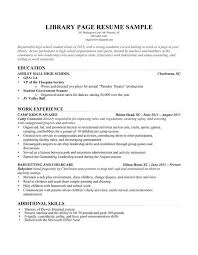 Resume Profile Examples For College Students by Best Curriculum Vitae Writing Services For Educators