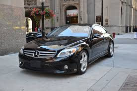 mercedes cl550 coupe 2008 mercedes cl class cl550 stock b786aa for sale near