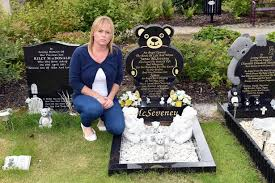 ghouls robbed my tot s grave grieving demands cctv after spate