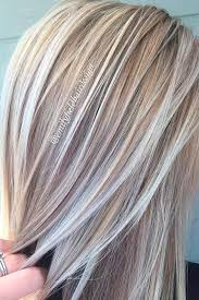 shades of high lights and low lights on layered shaggy medium length 50 platinum blonde hair shades and highlights for 2018 platinum
