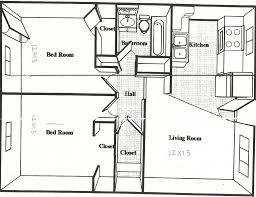 cottage plans under 500 sq ft decohome