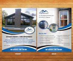 Home Improvement Flyer Design Galleries For Inspiration - Home improvement design