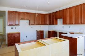 how to attach kitchen base cabinets stock photo custom kitchen in various of installation base cabinets
