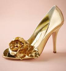 gold shoes for wedding luxe blush gold shoes for wedding weddceremony