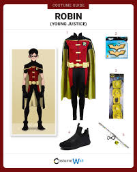 halloween costume robin dress like robin costume halloween and cosplay guides