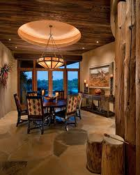 southwest home interiors traditional southwest territorial southwestern dining room