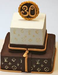 Louis Vuitton Cake Decorations Missioncitycakes Gallery Spring Flowers Birthday Cake