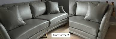 Recovering Leather Sofa Leather Sofa Recovery Affordable Leather Reupholstery