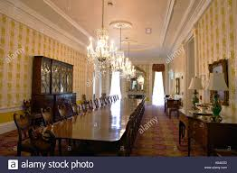 illinois springfield interior of executive mansion governors home